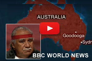 BBC World News: Sovereignty declared by Euahlayi Nation with Ghillar Michael Anderson - London October 2016